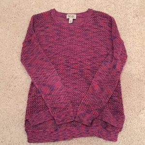 Kids Autumn Cashmere Sweater